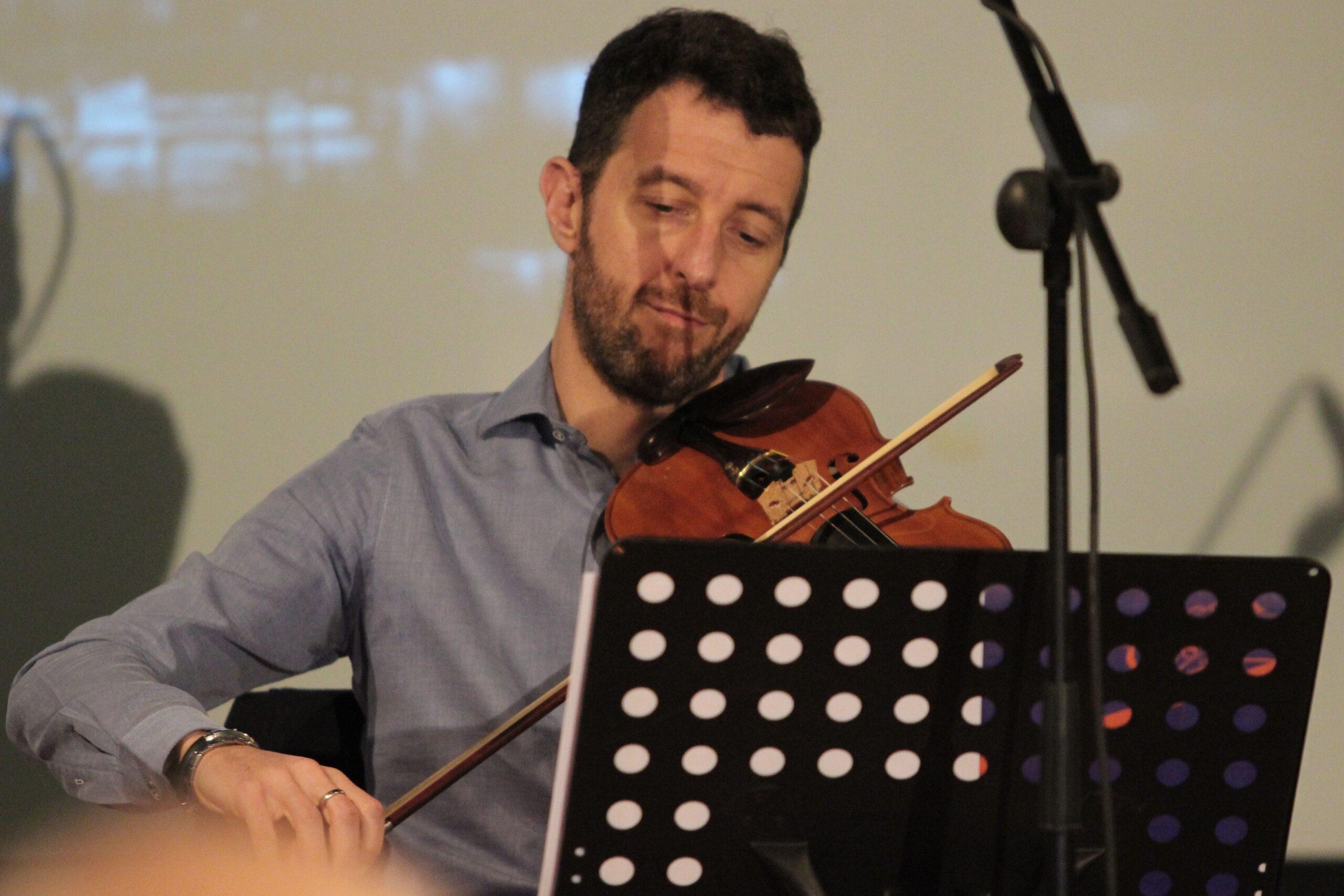 Matteo Ferrario - Secondo Violino